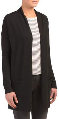 Oversized Sweater Blazer