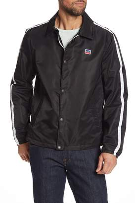Levi's Stripe Coaches Jacket