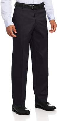Dockers New Iron Free Khaki D3 Classic Fit Flat Front Pant