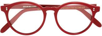 Cutler & Gross round shaped glasses