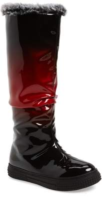 AquaDiva Icon Faux Fur Lined Waterproof Boot