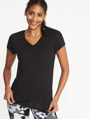 Old Navy V-Neck Performance Tee for Women