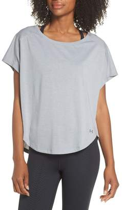 Under Armour Whisperlight Oversized Tee