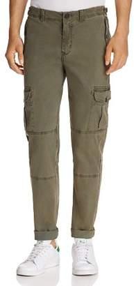 Michael Bastian Garment Dyed Twill Regular Fit Cargo Pants