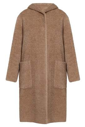 InAvati - Teddy Bear Alpaca Wool Coat