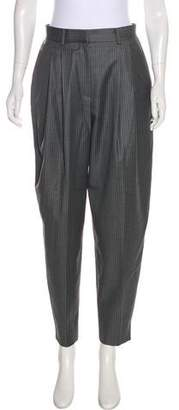 Christian Dior High-Rise Wool Pants