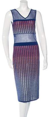 Missoni Knit Midi Dress w/ Tags