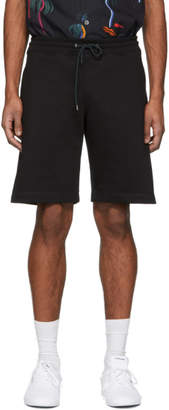 Paul Smith Black Sweat Shorts
