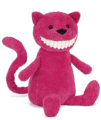 Pink Poodle Boutique Toothy Toy Cat