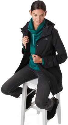 The North Face City Breeze Rain Trench Jacket - Women's