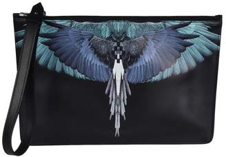 Marcelo Burlon County of Milan Wings Clutch Bag