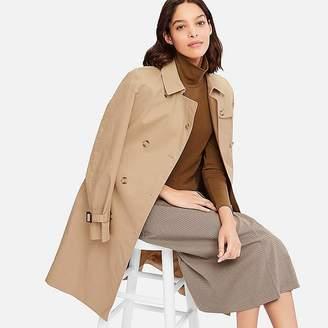 Uniqlo Women's Trench Coat