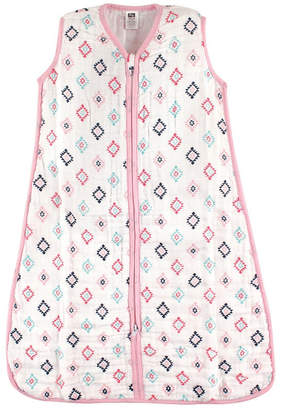 Baby Vision Hudson Baby Muslin Wearable Safe Sleeping Bag Blanket, Girl Aztec