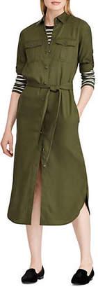 Lauren Ralph Lauren Casual Admiral Straight-Fit Shirtdress