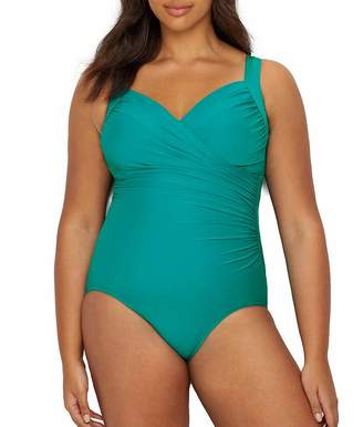 924158e8f89 Miraclesuit Plus Size Swimsuits - ShopStyle Canada