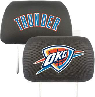 Fanmats FANMATS Oklahoma City Thunder 2-pc. Head Rest Covers