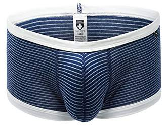 Andrew Christian Men's Basix Stripe Boxer