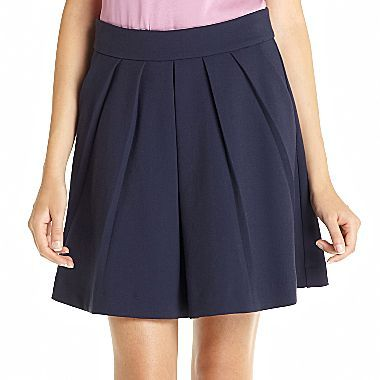 Mng by Mango® Pleated Skirt