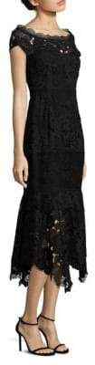 Nanette Lepore Dolce Vita Floral Lace Dress