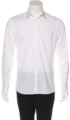 J. Lindeberg Woven Dress Shirt