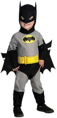 Rubie's Costume Co Rubie's Costumes Classic Batman Costume (Baby & Toddler Boys)