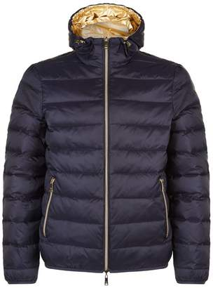 Emporio Armani Reversible Quilted Jacket
