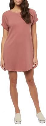 O'Neill Morganne Fleece Sweatshirt Dress