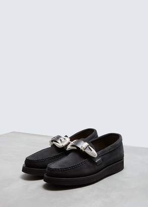 Yuketen Western Buckle Loafer