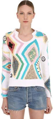 Zadig & Voltaire Zadig&voltaire Printed Knit Sweater