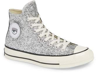 Converse x Chiara Ferragni Two Tone High Top Sneaker