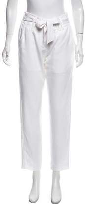 Ramy Brook High-Rise Cinched Pants w/ Tags