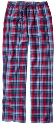 L.L. Bean Women's L.L.Bean Flannel Sleep Pants, Plaid