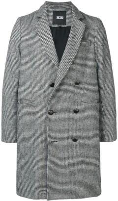 Kokon To Zai structured long coat
