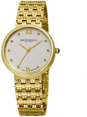 Bruno Magli Women's Isabella 1101 Swiss Quartz Signature M Bracelet Watch