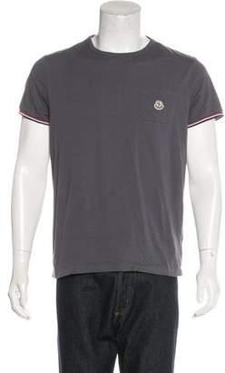 Moncler Woven Pocket T-shirt