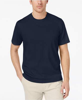 Tasso Elba Men's Supima Blend Knit T-Shirt, Created for Macy's