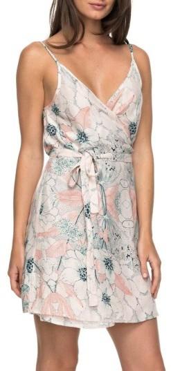 Women's Roxy Drifting Current Wrap Dress