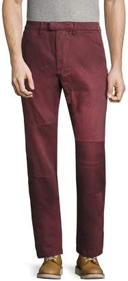 Diesel Men's Chi-Phoenix-Patch Slim Fit Cotton Trousers