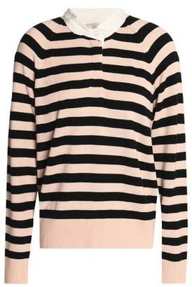 Joie Striped Knitted Sweater