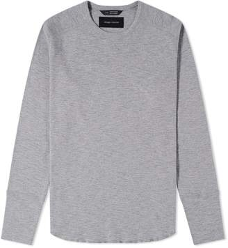 Wings + Horns Long Sleeve Base Tee