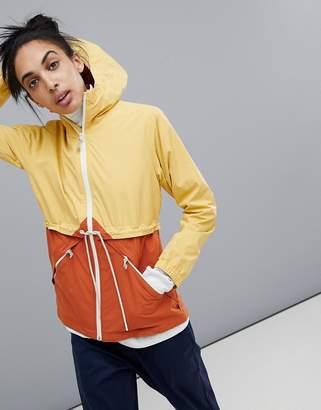 Burton Snowboards Narraway Rain Jacket in Yellow