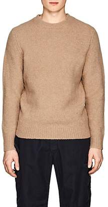 Rag & Bone Men's Charles Wool-Blend Relaxed Sweater - Camel