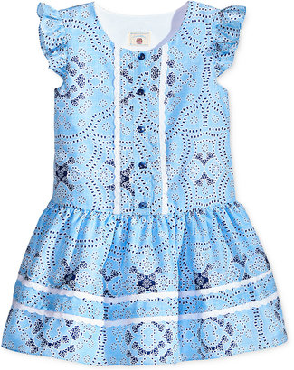 Marmellata Bandana-Print Drop Waist Dress, Toddler & Little Girls (2T-6X) $36 thestylecure.com