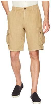 Lucky Brand Linen Cargo Shorts Men's Shorts