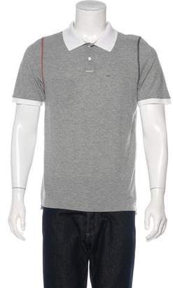 Band Of Outsiders Short Sleeve Polo Shirt