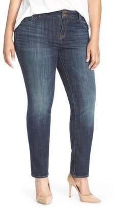 Lucky Brand Emma Stretch Straight Leg Jeans