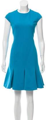 Akris Punto A-Line Pleated Dress w/ Tags