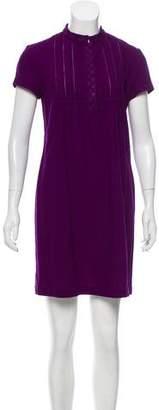 See by Chloe Wool Mini Dress