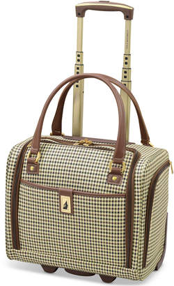 "London Fog Oxford Hyperlight 15"" Wheeled Under-Seat Bag, Created for Macy's"