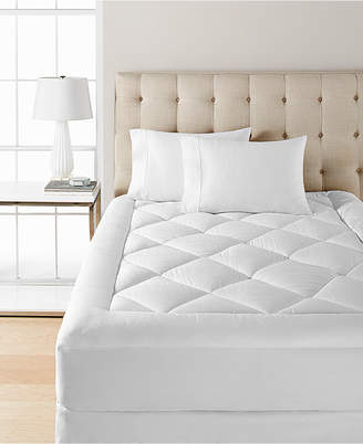 Martha Stewart Collection Dream Science Ultra Comfort California King Mattress Pad by Collection, Created for Macy's Bedding
